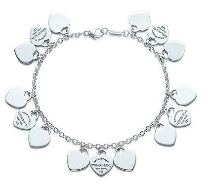 Return to Tiffany Mini Heart Tags Bracelet