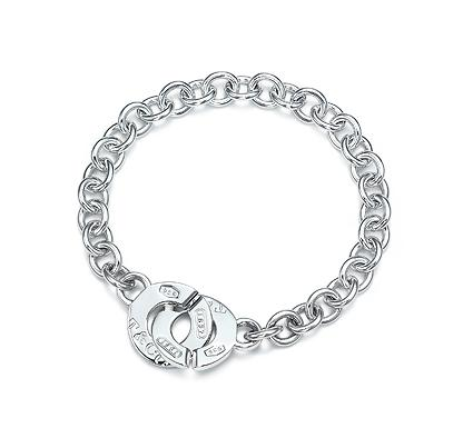 Tiffany 1837 Circle Clasp Bracelet